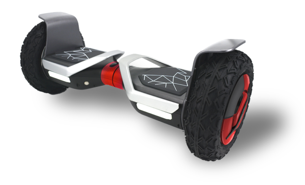 """Gyroboard 2Е HB 102 10"""" Power Grey-Red"""