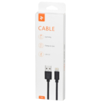 Кабель 2E Lightning Single Molding Type Cable