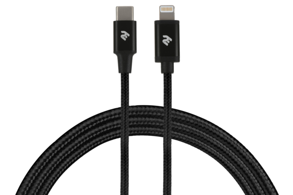 Кабель 2E Lightning-Type-C Alumium Shell Cable