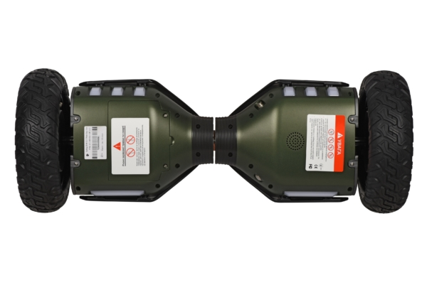 "Гіроборд 2Е HB 102 10"" Power Grey-Green"