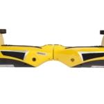 "Gyroboard 2E HB 101 7.5"" Jump Yellow"