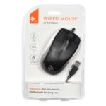 Мышка 2E MF102 USB Black