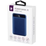Power Bank 2E 10000 мАч Blue