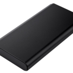 Power Bank 2E 10000 мАг Metal Black