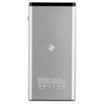 Power Bank 2E 10000 mAh Metal Silver