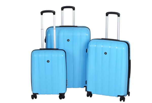 Suitcase 2E Youngster M Blue