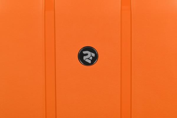 Suitcase 2E Youngster M Orange
