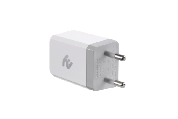 Мережевий ЗП 2E Wall Charger 1USBx2.1A White