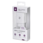 Сетевое ЗУ 2E Wall Charger 2USBx2.1A White