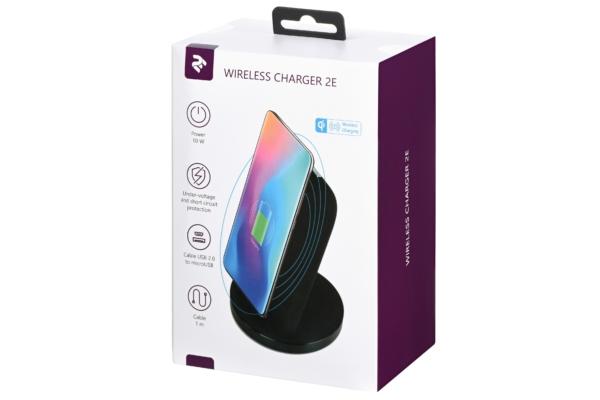 Беспроводное зарядное устройство 2E Wireless Charging Stand