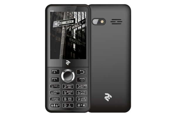 Mobile Phone 2E E280 2018 DualSim Black