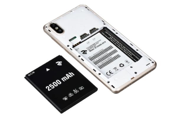 Smartphone 2E E500A 2019 DualSim Gold
