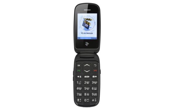 Mobile Phone 2E E181 DualSim Black