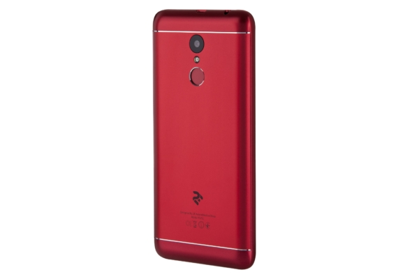 Смартфон 2E F572L 2018 DualSim Red