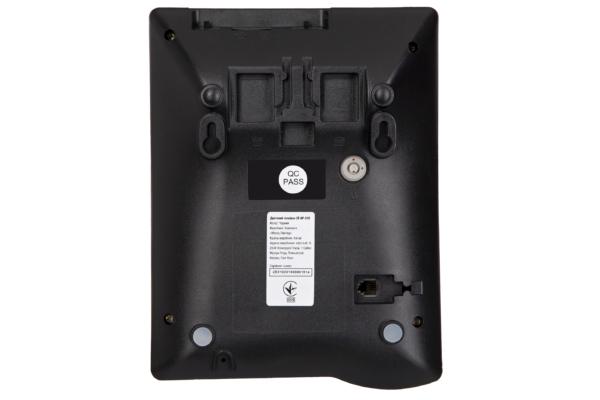 Аналоговий телефон 2E AP-310 Black