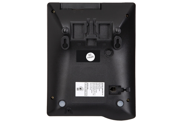 Аналоговий телефон 2E AP-410 Black