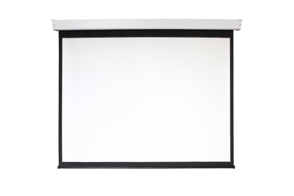 Motorized suspended screen 2E, 4:3, 150″, (3.0×2.2 m)