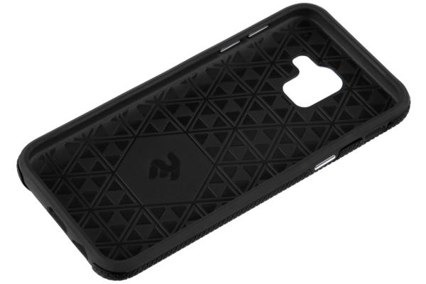2Е Case for Samsung Galaxy J6 2018 (J600), Triangle, Black   2E
