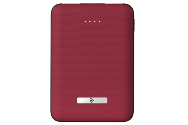 Power Bank 2Е SOTA series 10000 mAh Red