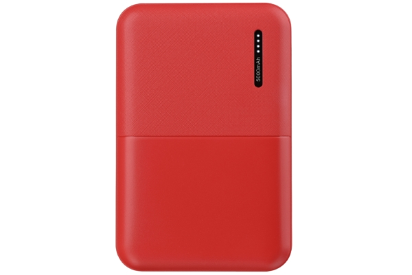 Power Bank 2Е 5000 mAh Red