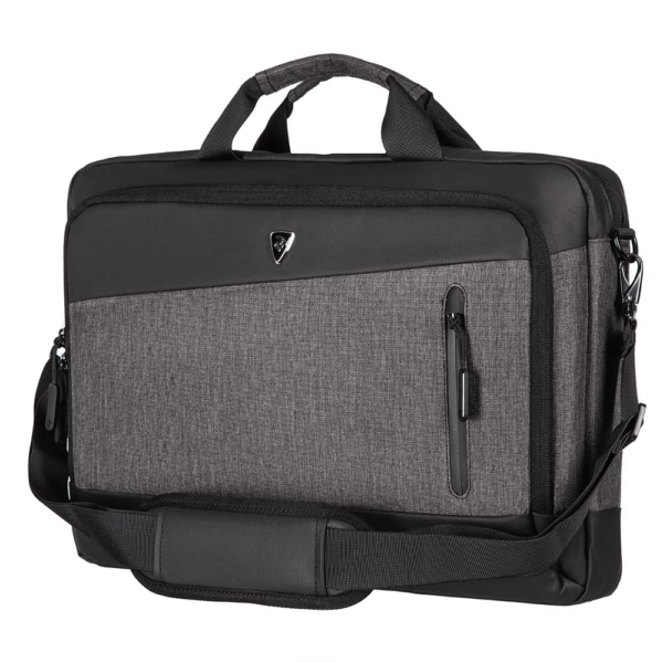 Laptop bag 2E CBN9085GB, Slant 16″, Grey