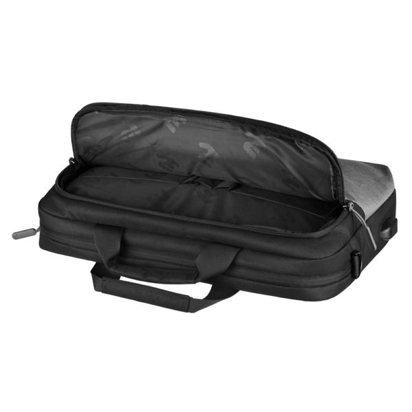 Laptop Bag 2E CBT9185GR, Supreme 16″, Grey