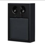 Earphones 2E S9 WiSport, Black