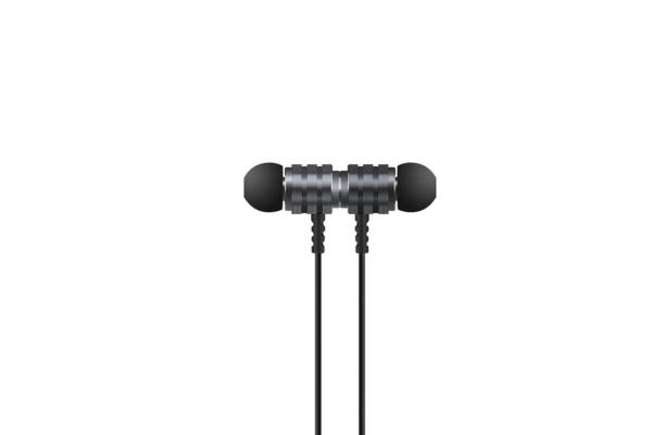 Наушники 2E X1 Extra Bass, Grey
