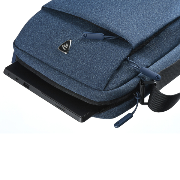Bag 2E TBN9160NV, Melange 10″, Navy