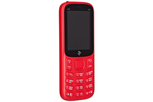 Mobile Phone 2E E240 2019 DualSim Red