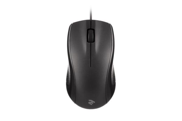 Mouse 2E MF130 USB Black