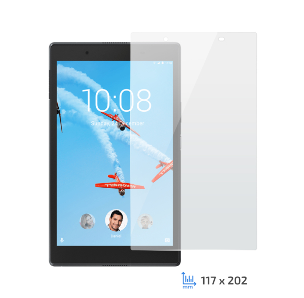 Protective Glass 2Е Lenovo Tab 4 8″, 2.5D Clear