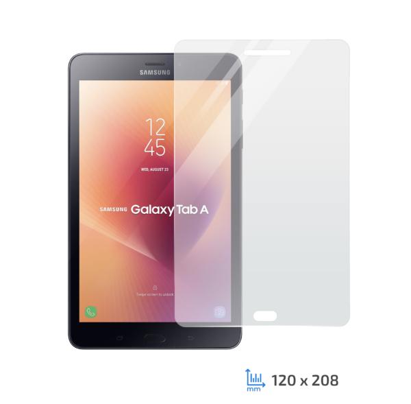 Захисне скло 2E Samsung Galaxy Tab A 8.0″ 2017 (SM-T385), 2.5D Сlear