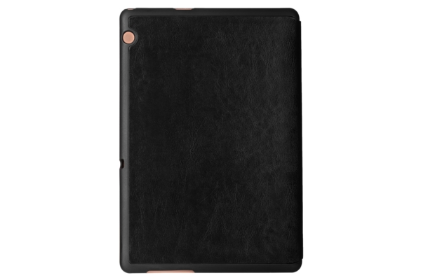2Е Basic Case for Huawei MediaPad T5 10.1″, Retro, Black