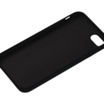 Чехол 2Е для Apple iPhone 7/8, Liquid Silicone, Black