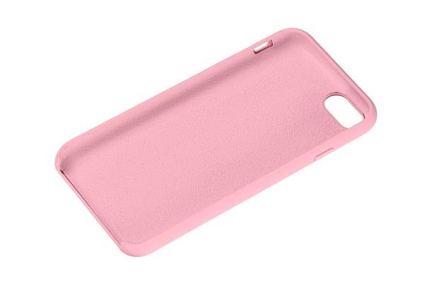 Чохол 2Е для Apple iPhone 7/8, Liquid Silicone, Rose Pink