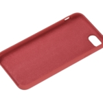 Чехол 2Е для Apple iPhone 7/8, Liquid Silicone, Rose Red