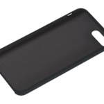2Е Case for Apple iPhone 7/8 Plus, Liquid Silicone, Carbon Grey