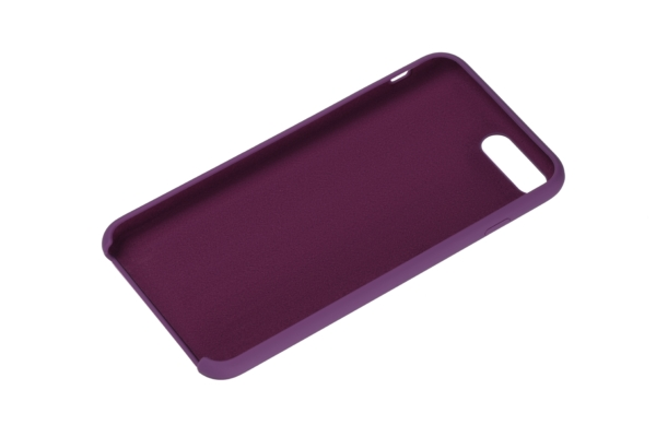 Чехол 2Е для Apple iPhone 7/8 Plus, Liquid Silicone, Purple