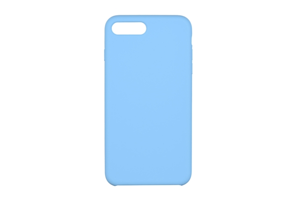2Е Case for Apple iPhone 7/8 Plus, Liquid Silicone, Skyblue