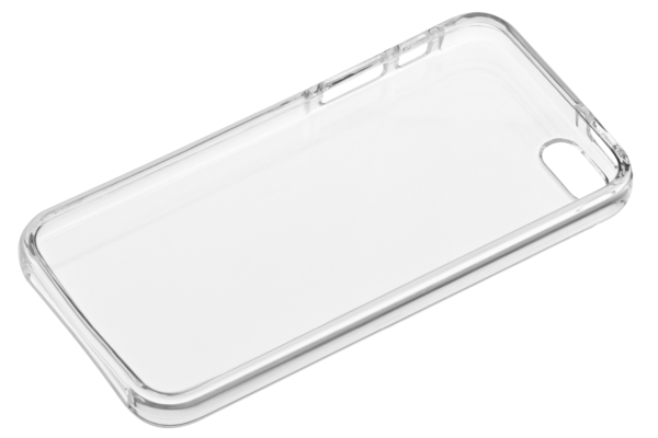 2Е Basic Case for Apple iPhone SE/5S/5, Crystal, Transparent