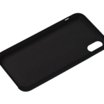 2Е Case for Apple iPhone XR, Liquid Silicone, Black