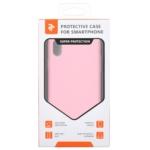 Чехол 2Е для Apple iPhone XR, Liquid Silicone, Rose Pink