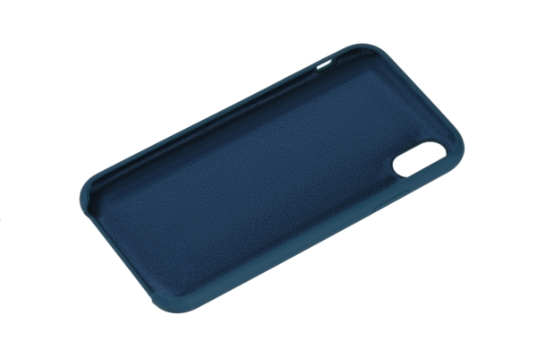 2Е Case for Apple iPhone XR, Liquid Silicone, Starblue