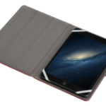 2E Universal Case for Tablets up to 7-8″, Deep Red