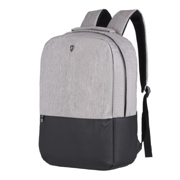 Laptop Backpack 2E BPN6326GR, DayPack 16″ Grey/Black