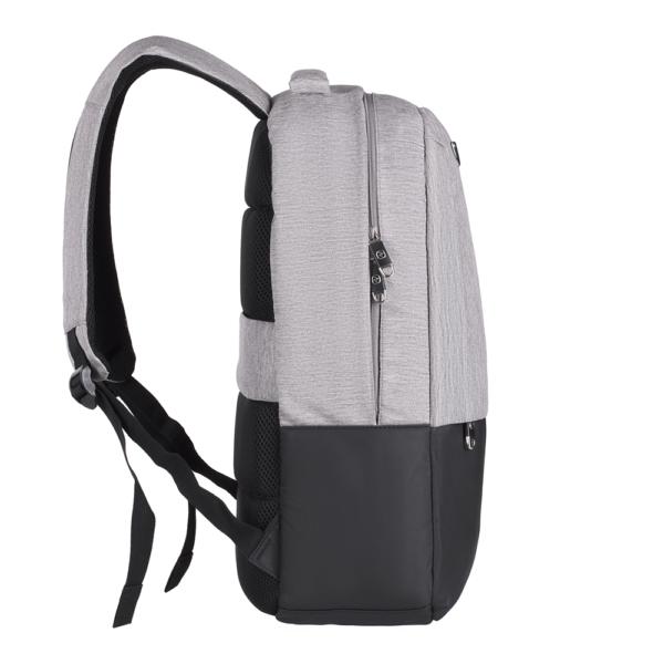 Рюкзак для ноутбука 2E BPN6326GR, DayPack 16″ Grey/Black