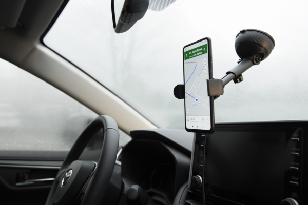 Беспроводное зарядное устройство 2E Car Windsheild Wireless Charger
