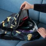 Рюкзак для ноутбука 2E BPT6114BB, TeensPack Bananas 13″, Black