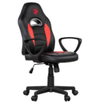 2E Gaming Chair GC21 (JUNIOR) Black/Red